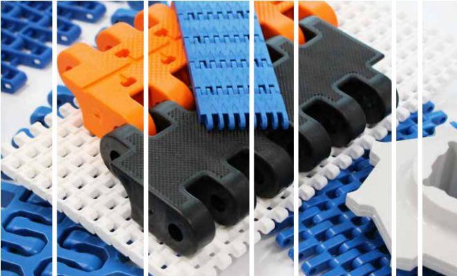 Tính năng của băng tải xích nhựa và modular
