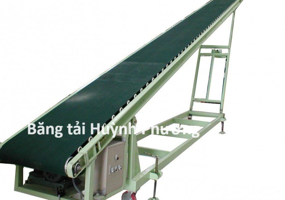 Băng tải nâng hạ - Huỳnh Phương
