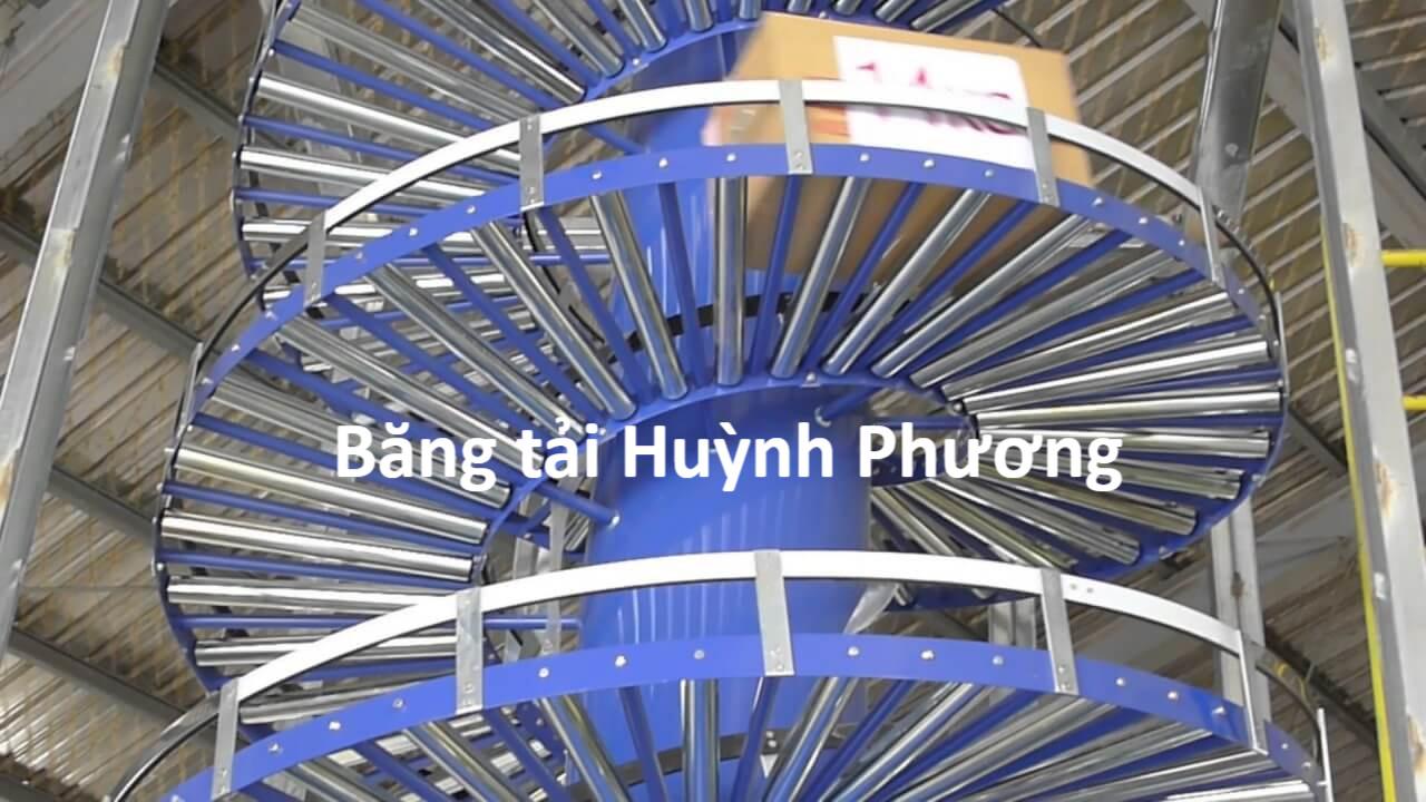 Băng tải xoắn ốc - Huỳnh Phương