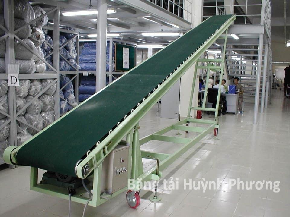 Băng tải công nghiệp chất lượng cao Huỳnh Phương