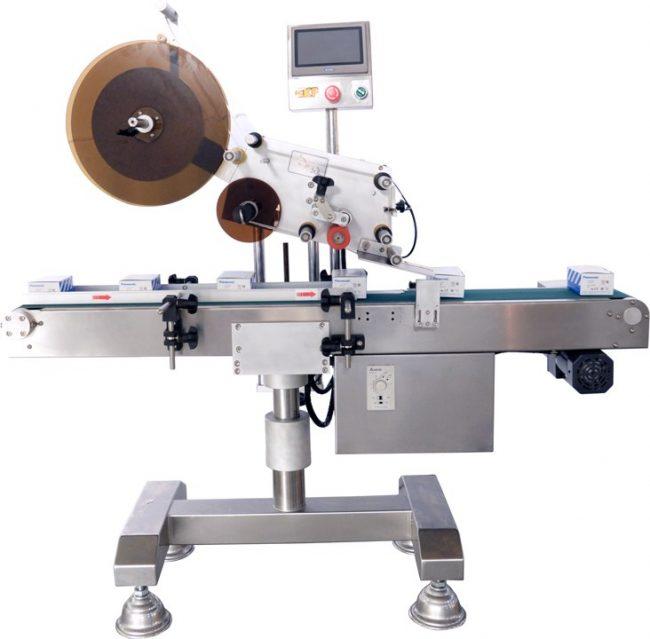 Các loại máy dán nhãn tự động - HuynhphuongAutomation