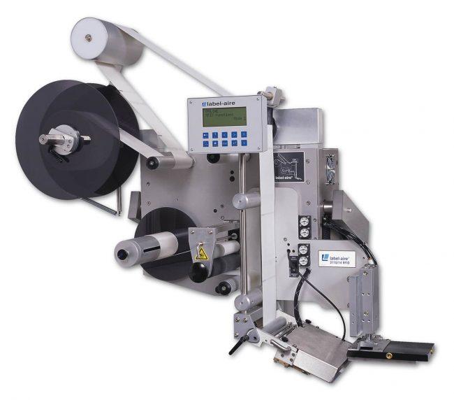 Cơ cấu cấp phôi nhãn cho máy dán nhãn - HuynhphuongAutomation