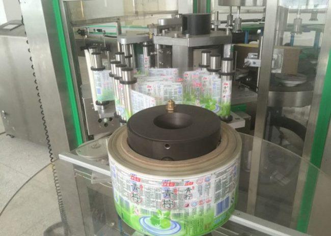 May dan nhan cho ngành nước uống đóng chai - Huynhphuongautomation