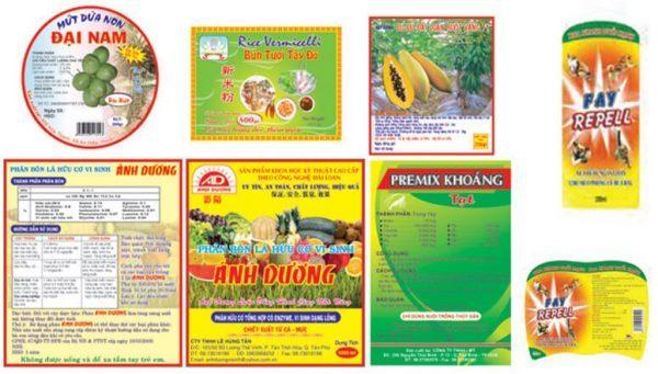 Thông tin trên tem nhãn - Huynh Phuong automation